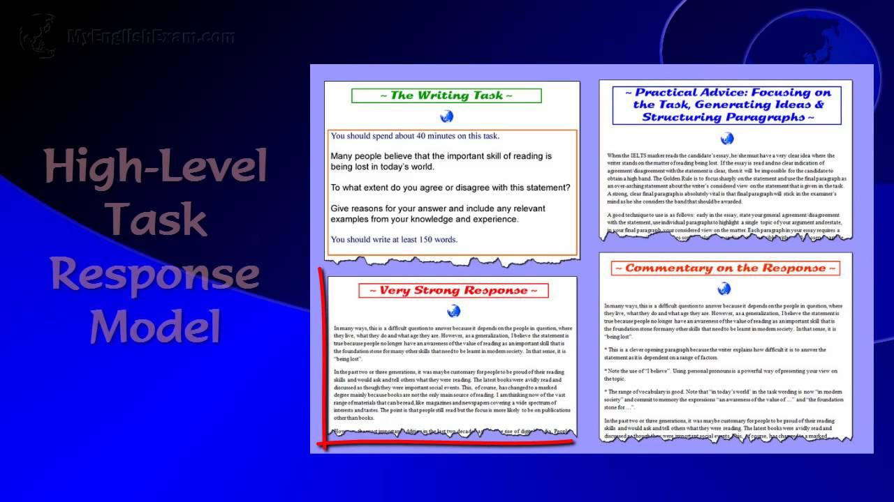 Ideas For Ielts Topics Ebook