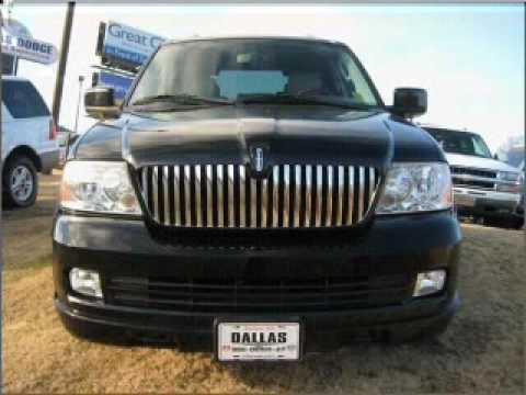 2006 Lincoln Navigator Dallas Ga Youtube