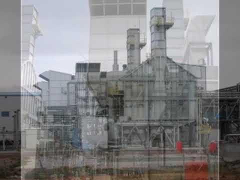 80 MW LM2500 Gas Turbine Power Plant