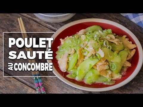 comment-cuisiner-du-concombre-avec-du-poulet---le-riz-jaune