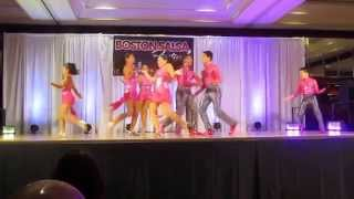 2015 Boston Salsa Festival - Baila Conmigo  Kids