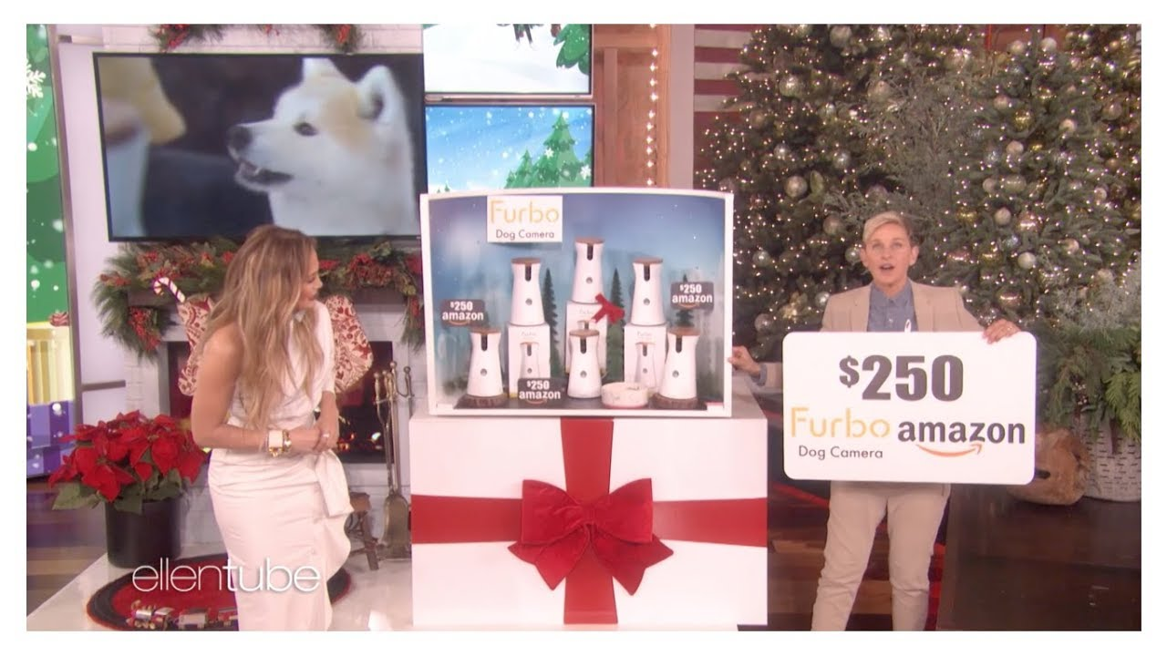 45ae95ad3371 The Ellen effect: Dog camera startup sees sales soar after endorsement on  The Ellen Show – GeekWire