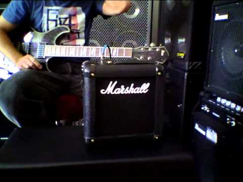 Marshall MG2FX - 2 watts on steroids!