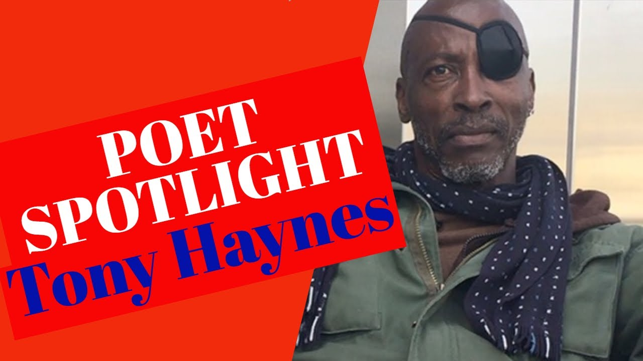 Download Poet Spotlight - Tony Haynes