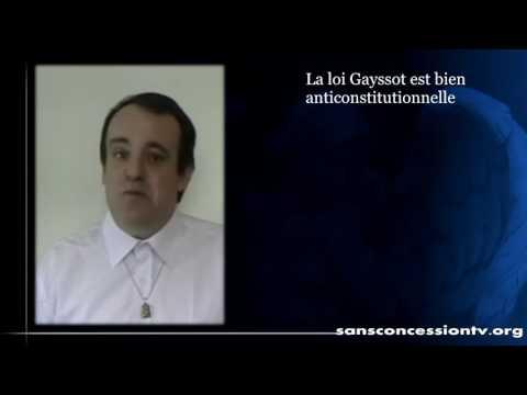 La Loi GAYSSOT Va s'étendre pour l'esclavage (Arménie, Rwanda...) et de tous les crimes de guerre.
