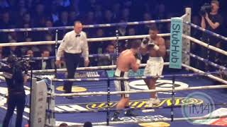 Anthony Joshua Vs Joseph Parker Full Fight 31/03/2018 [HD]