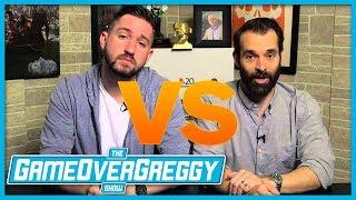Tim VS. Nick Debate - The GameOverGreggy Show Ep. 233
