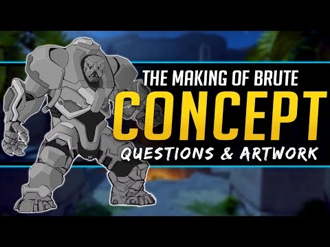 Overwatch FAQ & the Making of Talon Tank Brute Hero Concept thumbnail