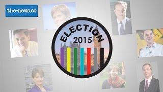 UK ELECTION 2015 - PETER KYLE (LABOUR, HOVE) - DECLARATION AND ACCEPTANCE SPEECH