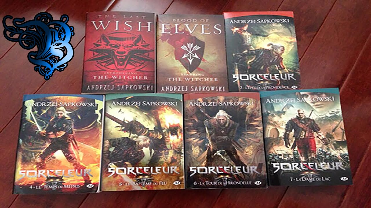 Libros De The Witcher Descargar Saga De Libros The Witcher Pdf