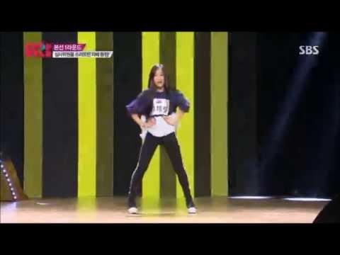 Kpop Star 3- Lee Chae Yeon & Lee Chae Ryeong Dance