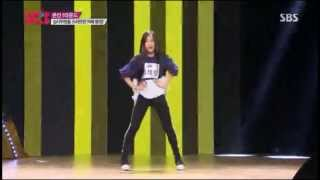 Kpop Star 3- Lee Chae Yeon & Lee Chae Ryeong Dance