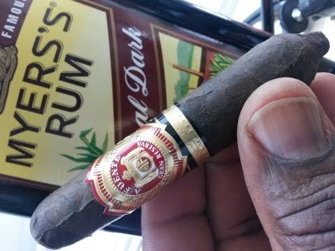Fuente Short Story Cigar Review by LeeMack912