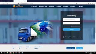 Tumevdeneveciler.com  Sitesine kayıt ve firma ekle Resimli anlatım