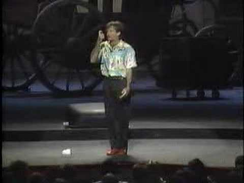 Robin Williams Live 1986 @Met - Guns