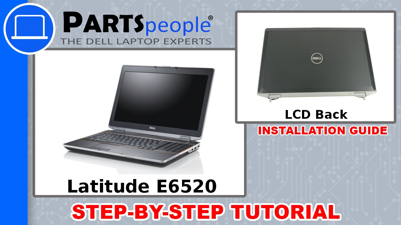 dell latitude e6520 p14f001 lcd back cover how to video tutorial rh youtube com dell latitude e6520 user manual dell latitude e6420 user guide