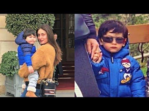 Taimur Ali Khan Enjoying Holidays With Mommy Kareena Kapoor In Paris Mp3