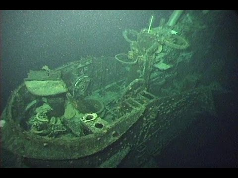 [EXCLUSIVE]World War II Japanese mega-submarine I-400 discovered off Hawaii 2013