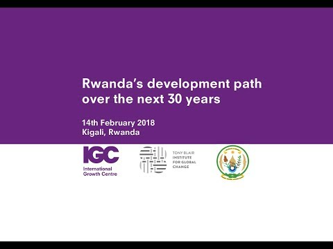 Rwanda's development path over the next 30 years
