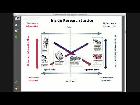 Intro to Research Justice  A Live Broadcast Webinar