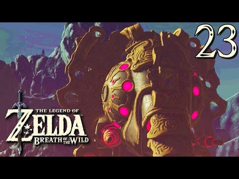 Zelda Breath of the Wild #23 : LE 1ER TEMPLE !