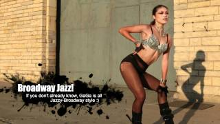 [ DaGG ] Lady GaGa - Marry The Night *inspired* Dance Tutorial *preview*