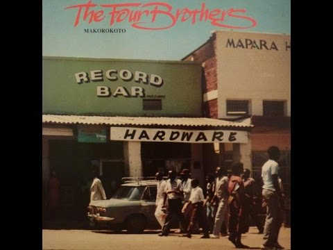 The Four Brothers - Makorokoto - Cooking Vinyl Records - 1988