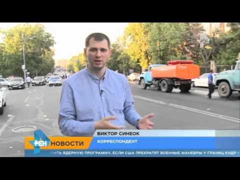 Задержанным во время протестов в Ереване грозит до двух лет тюрьмы