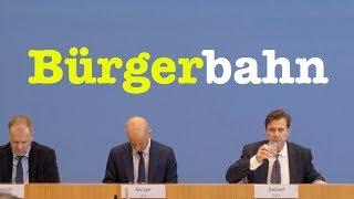18. Januar 2019 - Bundespressekonferenz - RegPK