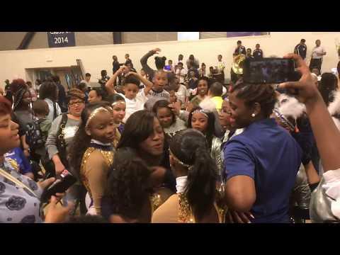 Renew vs Lafayette Academy ( Dance Team Battle with Teachers) | Beat The Leap Battle of The Bands