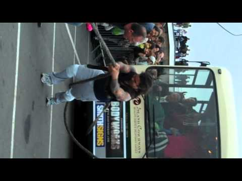 Guernsey Harbour Carnival July 2012 - Coach pull by James Senior (part 1)