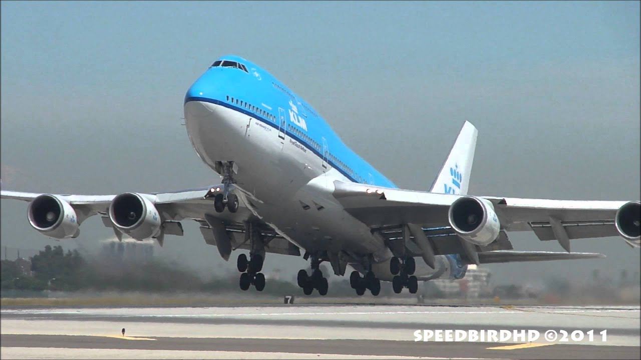 klm royal dutch airlines boeing 747 406m ph bfv close up