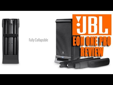 JBL EON One Pro | Battery Powered Ceremony System