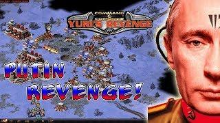 Red Alert 2 - Putin Revenge! - 7 vs 1