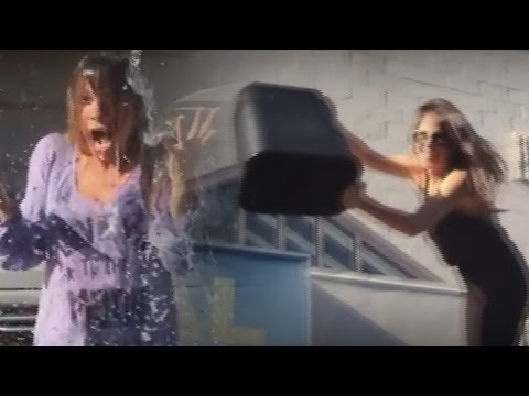 ALS Ice Bucket Challenge  Kelly Monaco, Jason Thompson, Nancy Lee Grahn