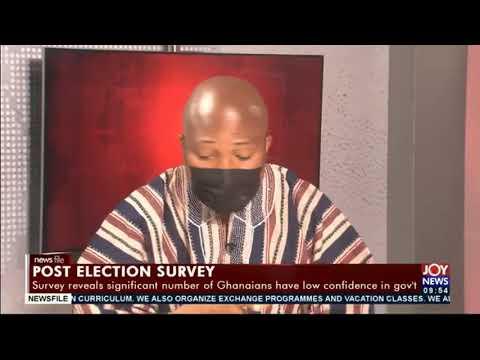 CDD post-election survey: Survey blames Akufo-Addo for NPP's poor performance in 2020 polls -Ablakwa