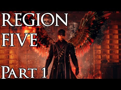 Nioh Playthrough | REGION FIVE - Part 1 (Boss timestamps in description)