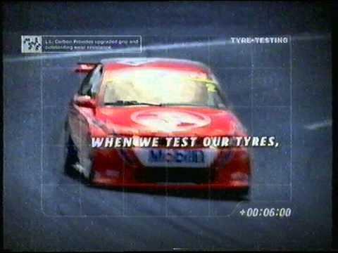 Bridgestone Supercar Ad Youtube