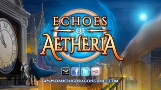 Echoes of Aetheria Launch Trailer