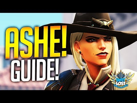Overwatch - Ashe Guide - BOB! DO SOMETHING! (Tips and Advice)