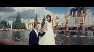 Съемка свадьбы в москве
