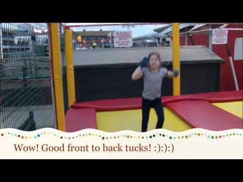 10 Year Old Gymnast Erifilly : Little Miss Amazing