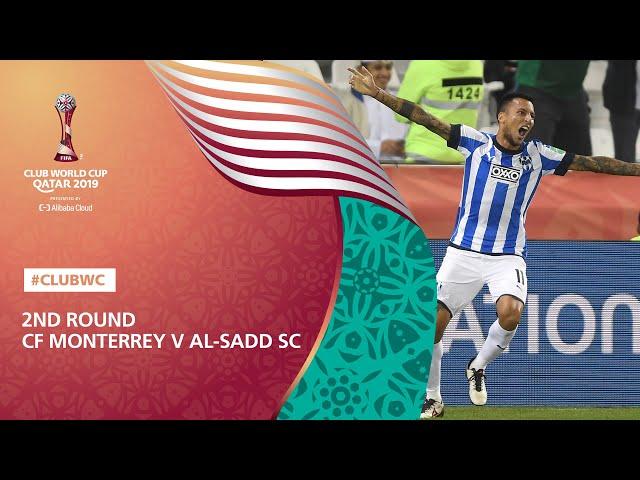 CF Monterrey v Al-Sadd SC [Highlights] FIFA Club World Cup, Qatar 2019™