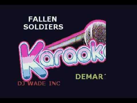 DEMARCO   FALLEN SOLDIERS, DEMO
