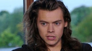 EXCLUSIVE: Harry Styles on Whether One Direction
