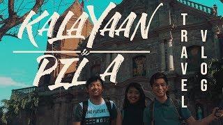 Travel Vlog || Kalayaan and Pila, Laguna