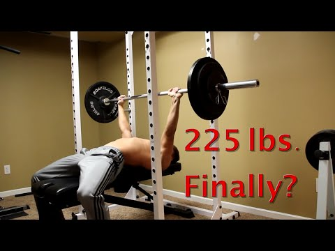 Chest Day Bench Press Pr Lbs