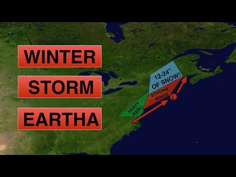 Major Winter Storm