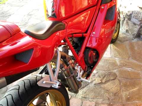 indesmoniati salerno motoclub ducati 1198s 1098 996 sound - youtube