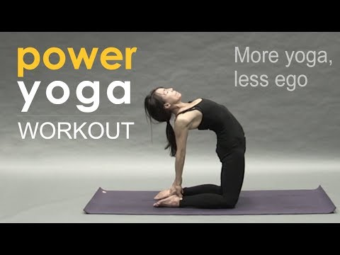 Full Power Yoga Class ~ More Yoga, Less Ego